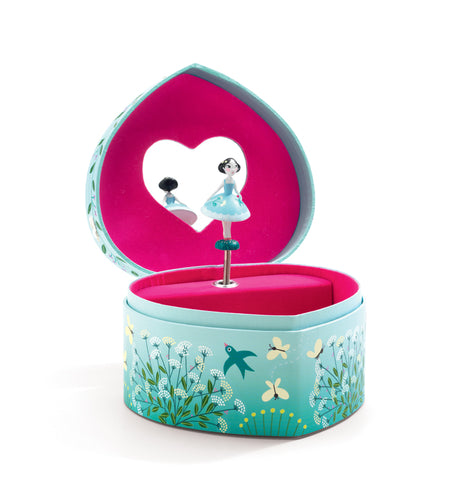 Music Box Budding Dancer