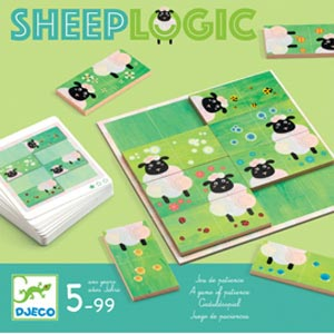 Sheep Logic Game