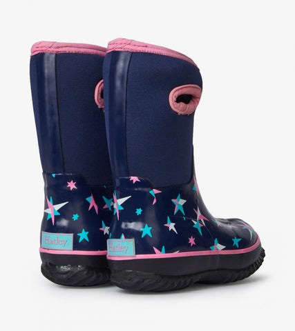 All weather Boots Stars