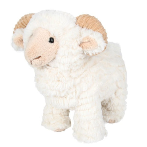 Little George the Merino Sheep