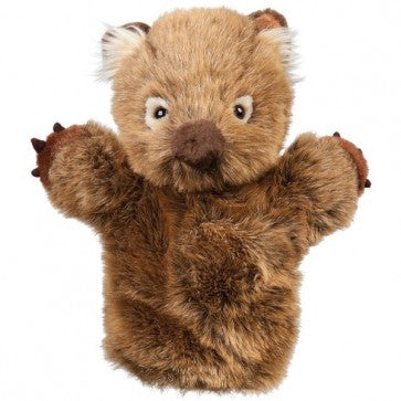Wally Wombat Puppet