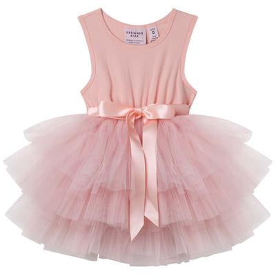 My First Tutu..Tea Rose