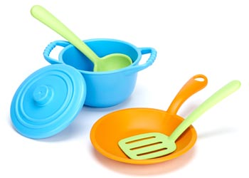 Chef Set Green Toys