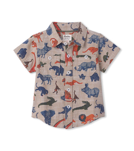 Animals S/S shirt