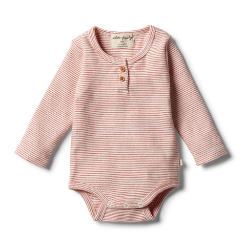 Body Suit desert Flower stripe