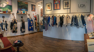 Temporarily Closure of DGA Threads' Showroom