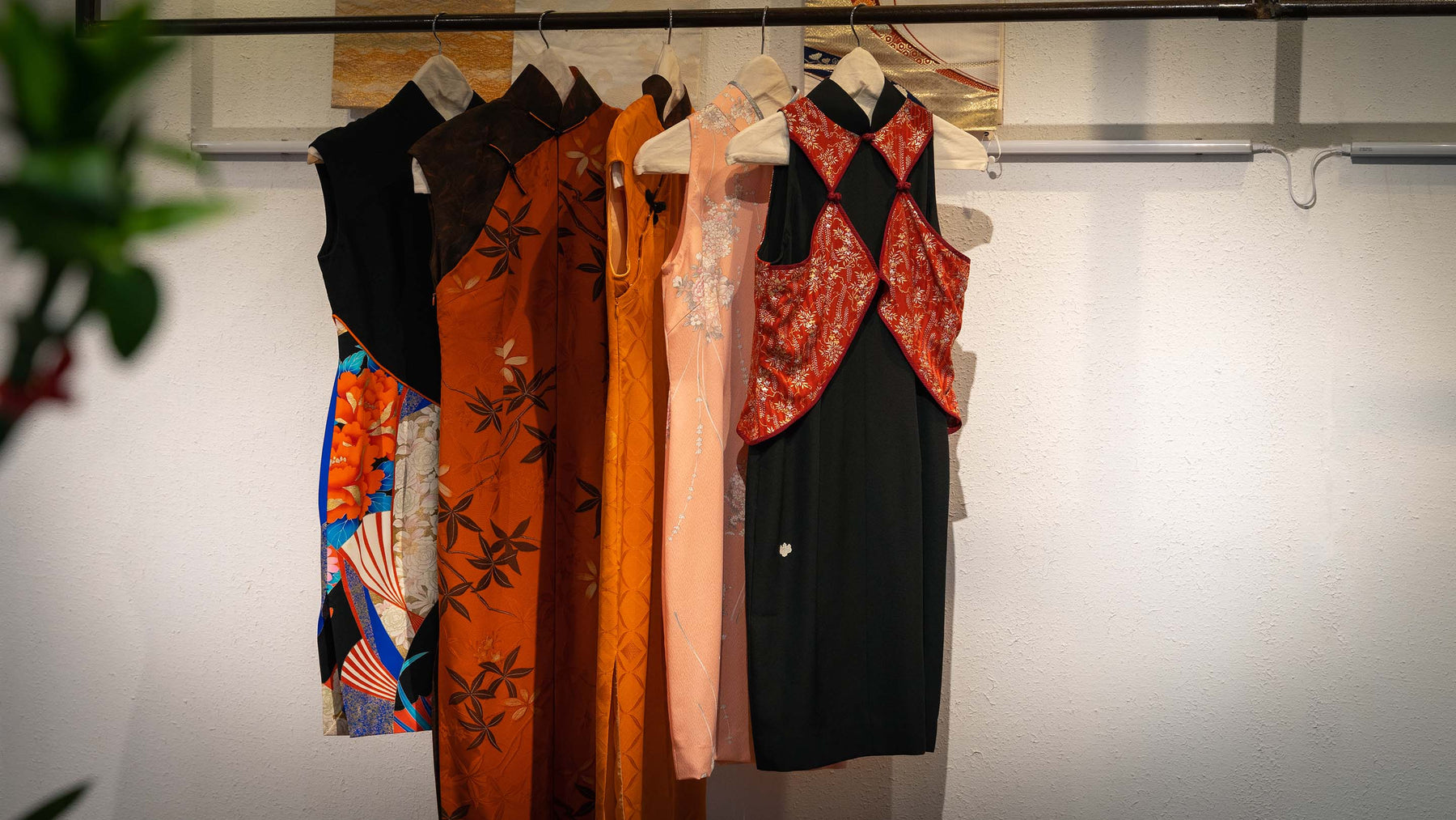 DGA Threads Showroom Cheongsam