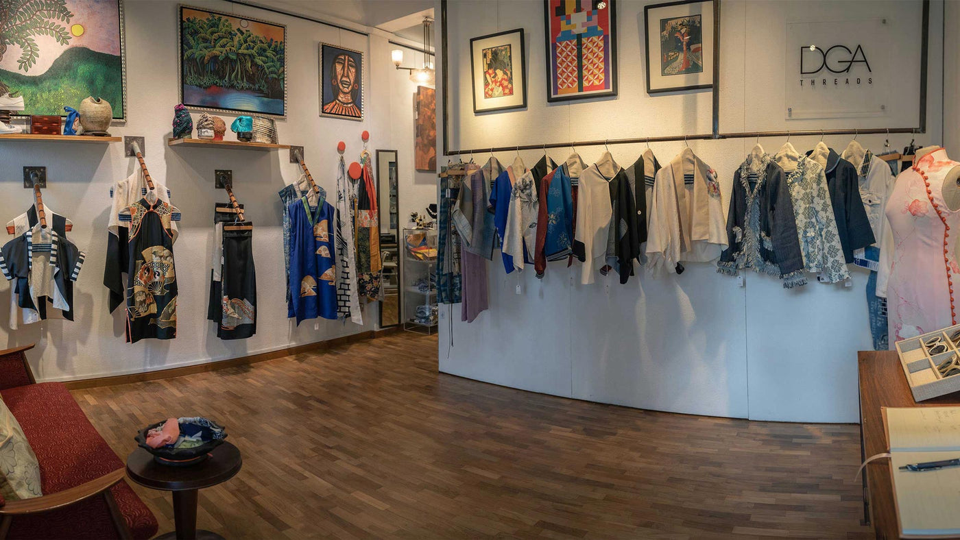 Showroom at Tiong Bahru, DGA Threads