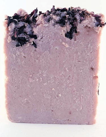 Pink Australian Clay, Rose & Hibiscus Soap