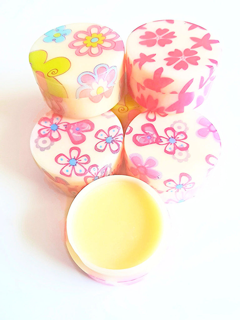 Flower Power Lip Balm