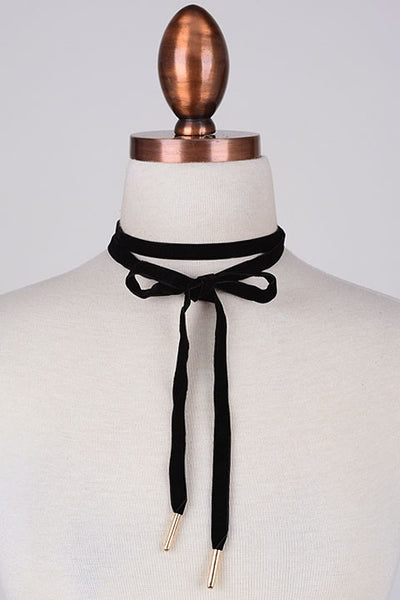 All Tied Up Choker