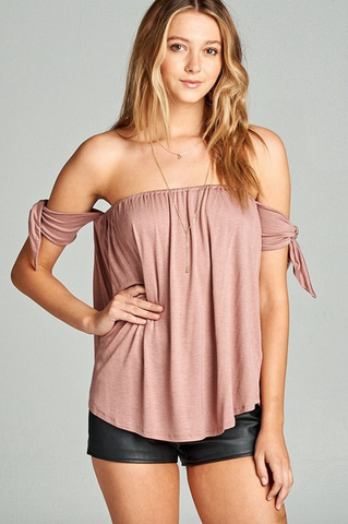 Knot Into You Top