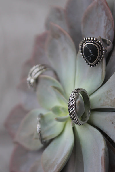 Virgo Ring Set