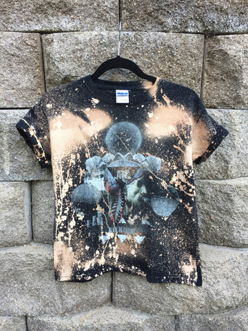 Alice in Chains Galaxy Bleached Tee