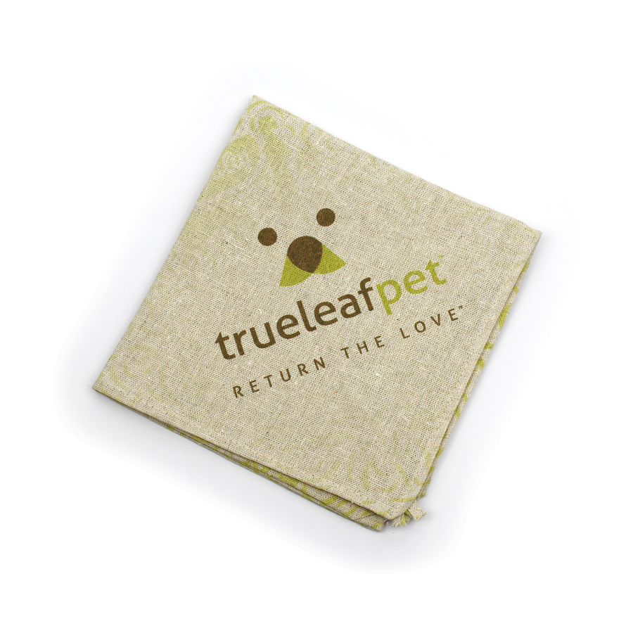 True Leaf Pet™ - Hemp Bandanna