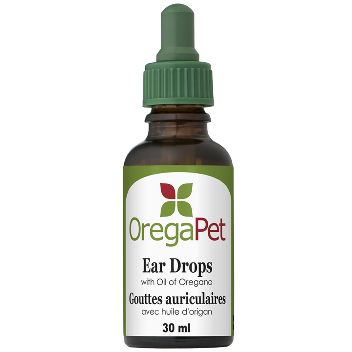 OregaPet® ♦ Ear Drops - 30ml