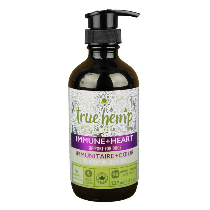 True Hemp™ ♦ IMMUNE+HEART Oil