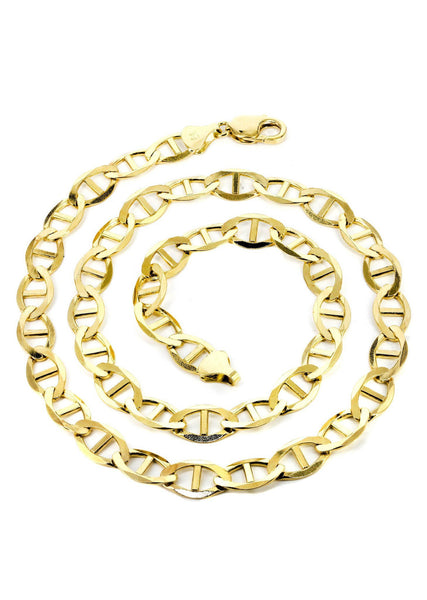 Mens Gold Chain Option