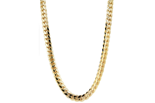 The Origins of the Cuban Link Chain & Why It's Loved