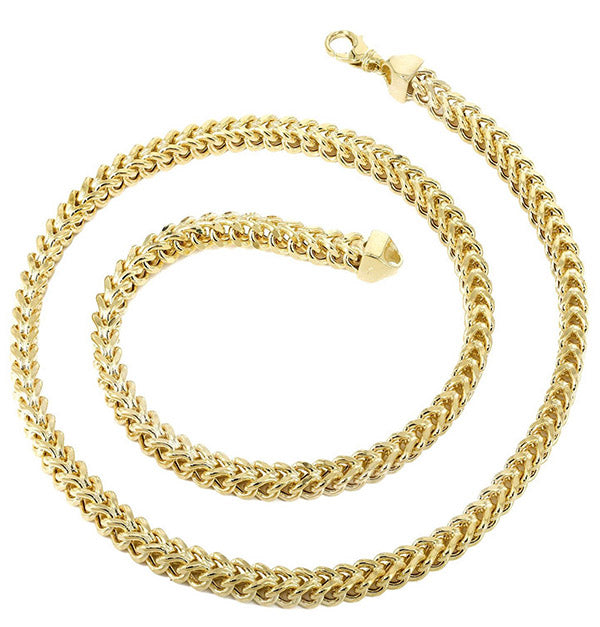 Gold Franco Chain