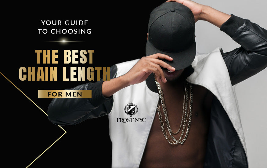 Your Guide to Choosing the Best Chain Length for Men