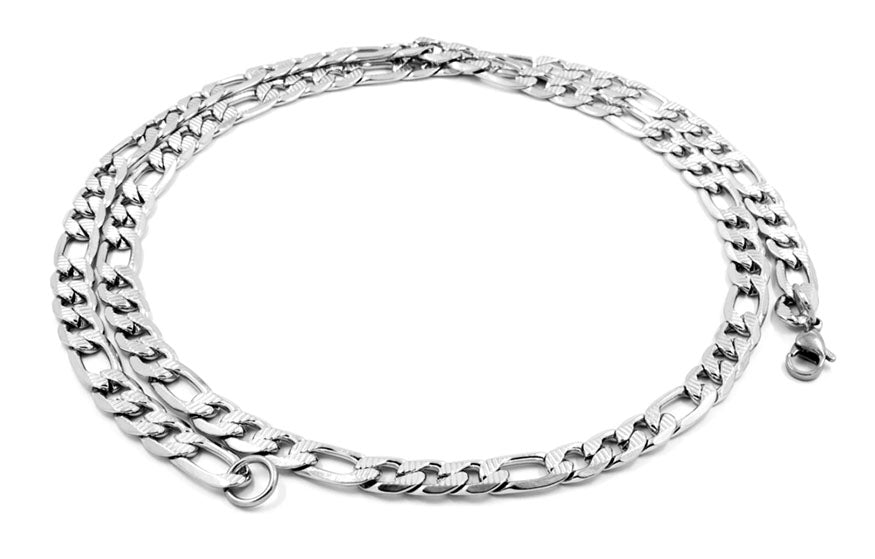 chain for men - stainless steel