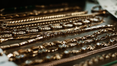 luxury gold jewelry chains