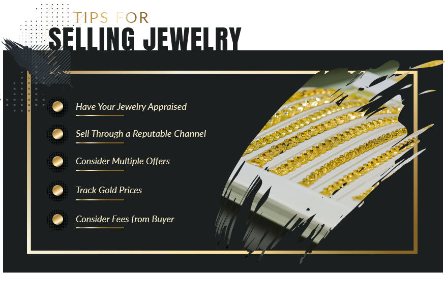 Tips for Selling Jewelry