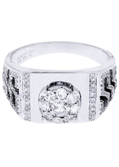 Mens Diamond Ring| 0.89 Carats| 7.35 Grams MEN'S RINGS FROST NYC