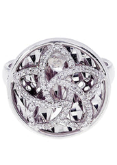 Mens Diamond Ring| 0.26 Carats| 8.03 Grams