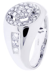 Mens Diamond Ring| 0.84 Carats| 10.62 Grams MEN'S RINGS FROST NYC