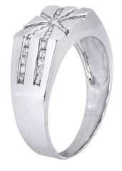 Mens Diamond Ring| 0.42 Carats| 6.67 Grams MEN'S RINGS FROST NYC