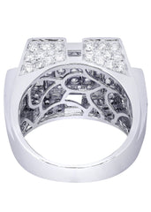 Mens Diamond Ring| 3.16 Carats| 13.49 Grams