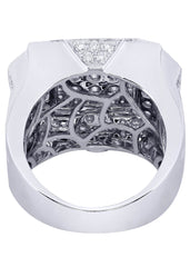 Mens Diamond Ring| 3.59 Carats| 20.09 Grams