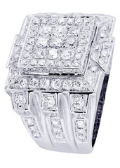 Mens Diamond Ring| 3.59 Carats| 20.09 Grams MEN'S RINGS FROST NYC