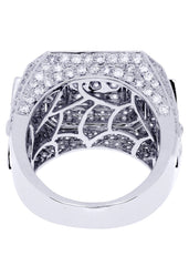 Mens Diamond Ring| 4.96 Carats| 17.42 Grams MEN'S RINGS FROST NYC