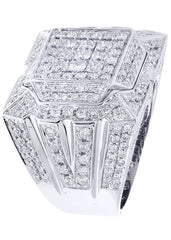 Mens Diamond Ring| 3.71 Carats| 16.37 Grams MEN'S RINGS FROST NYC