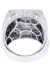 Mens Diamond Ring| 3.17 Carats| 14.5 Grams