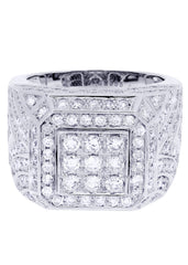 Mens Diamond Ring| 3.36 Carats| 16.25 Grams MEN'S RINGS FROST NYC