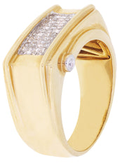Mens Diamond Pinky Ring| 0.63 Carats| 10.79 Grams MEN'S RINGS FROST NYC