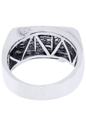 Mens Diamond Ring| 0.63 Carats| 10.71 Grams MEN'S RINGS FROST NYC