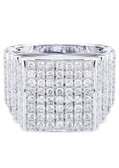 Mens Diamond Ring| 2.52 Carats| 15.89 Grams MEN'S RINGS FROST NYC