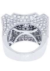 Mens Diamond Ring| 6.23 Carats| 19.98 Grams MEN'S RINGS FROST NYC