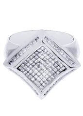 Mens Diamond Ring| 1.25 Carats| 9.6 Grams