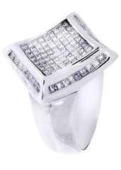 Mens Diamond Ring| 1.25 Carats| 9.6 Grams MEN'S RINGS FROST NYC