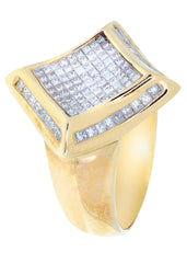 Mens Diamond Pinky Ring | 1.45 Carats | 9.75 Grams MEN'S RINGS FROST NYC