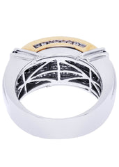 Mens Diamond Ring| 1.61 Carats| 13.72 Grams