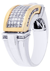 Mens Diamond Ring| 1.61 Carats| 13.72 Grams MEN'S RINGS FROST NYC