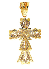 Diamond Cross Pendant| 2.55 Carats| 32.98 Grams MEN'S PENDANTS FROST NYC