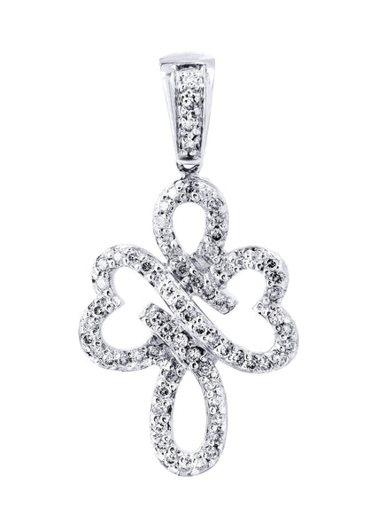 Diamond Cross Pendant | 0.82 Carats | 2.08 Grams
